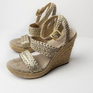 Michael Kors Juniper Espadrilles Wedge Sandals